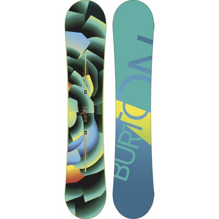 Burton Feelgood Flying V 152cm 2012 Girls Snowboard