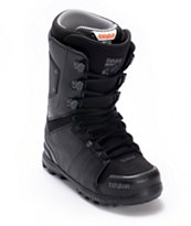 Thirtytwo Lashed Black 2012 Guys Snowboard Boots