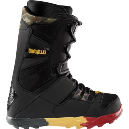 Thirtytwo JP Walker Rasta 2012 Guys Snowboard Boots