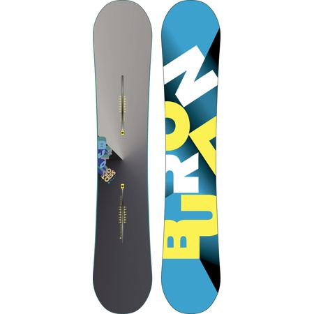 Burton Process Flying V 157cm 2012 Guys Snowboard