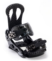 Burton Citizen Black 2012 Girls Snowboard Bindings