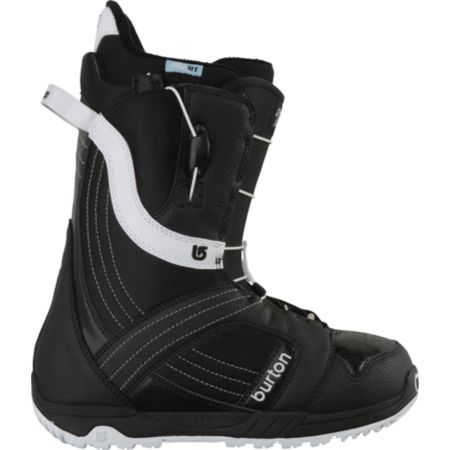 Burton Mint Black 2012 Girls Snowboard Boots