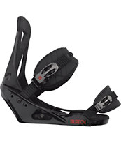 Burton Freestye Black 2012 Guys Snowboard Bindings