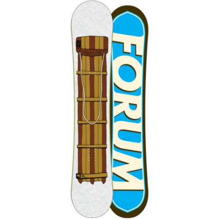 Forum Bully DoubleDog 151cm 2012 Guys Snowboard