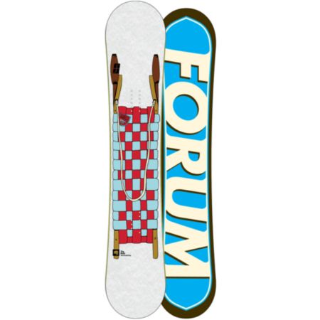 Forum Bully DoubleDog 158cm 2012 Guys Snowboard