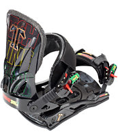 Technine Mass Appeal 2012 Guys Snowboard Bindings