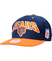 NFL Mitchell and Ness Chicago Bears Flashback Snapback Hat