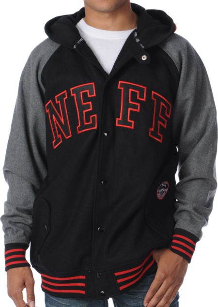 Jackets High School Neff