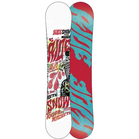 Ride Machete 152cm 2012 Guys Snowboard