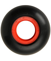 Form Dualite Black & Red 52mm Skateboard Wheels