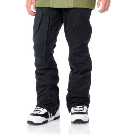 Volcom Empire Modern 2012 Black 15K Guys Snowboard Pants