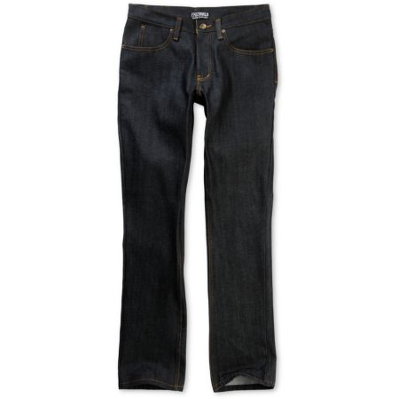 Free World Drifter Raw Wash Slim Jeans