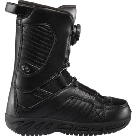 Thirtytwo BOA Black 2012 Kids Snowboard Boots