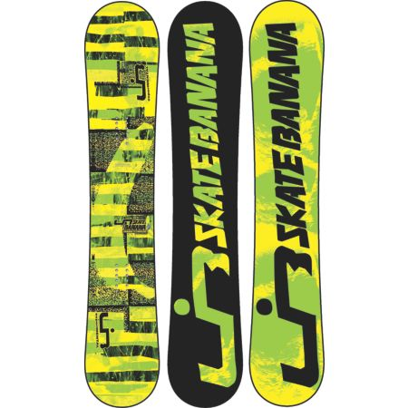 Lib Tech Skate Banana BTX 153cm Wide 2012 Guys Snowboard