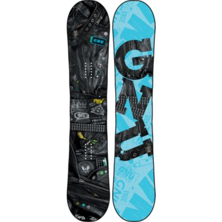 GNU Riders Choice C2 BTX 157.5cm 2012 Guys Snowboard