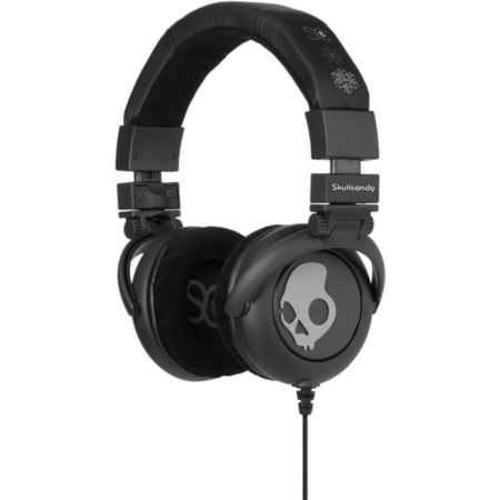 Skullcandy GI Black & Grey Headphones