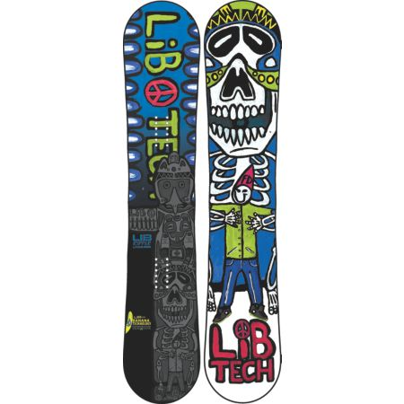 Lib Tech Banana Ripper BTX 110cm 2012 Boys Snowboard