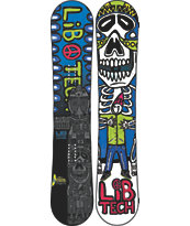 Lib Tech Banana Ripper BTX 130cm 2012 Boys Snowboard