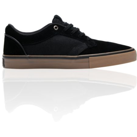 Vans Type II Black Hemp & Gum Skate Shoe