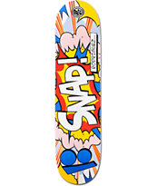 Plan B Pop Art P-Rod P2 7.875 Skateboard Deck