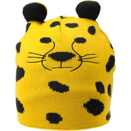 Elm Wildlife Cheetah Gold Beanie