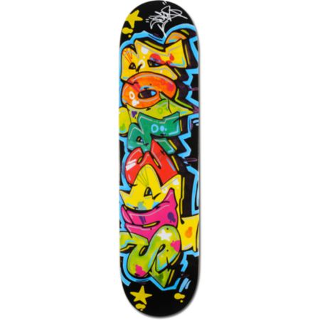 Superior Cope 2 Wild 8.0 Skateboard Deck