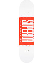 Superior Logo Wrap 7.5 Skateboard Deck