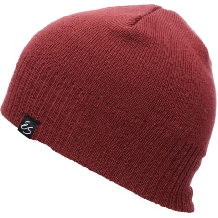 eS Chief Burgundy Beanie