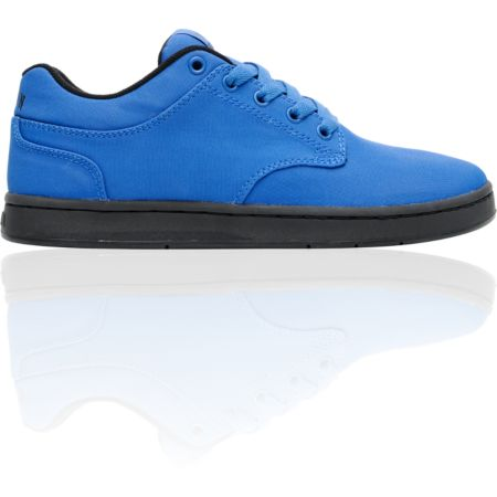 Supra Dixon Royal Blue Express TUF Canvas Skate Shoe