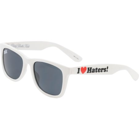DGK I Love Haters White Shades