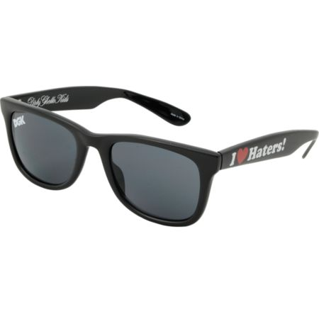DGK I Love Haters Black Shades