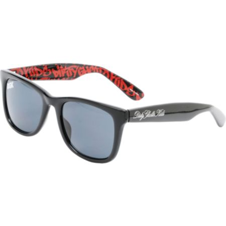 DGK Graffiti Black Shades