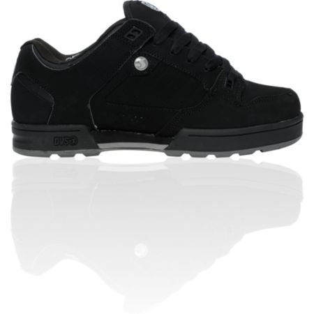 DVS Militia JJ Snow Black Nubuck All-Terrain Shoe