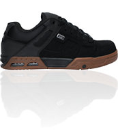 DVS Enduro Heir Black & Gum Skate Shoe