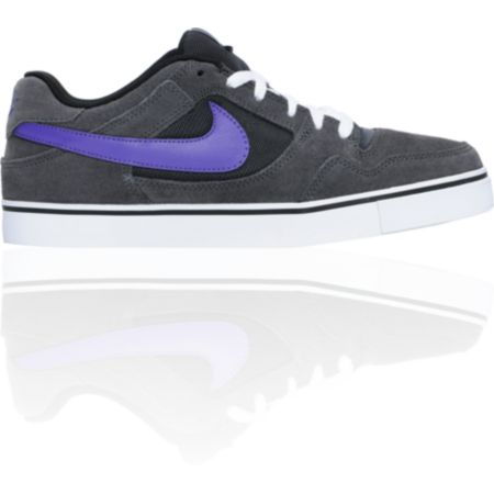 Nike SB Zoom P-Rod 2.5 Anthracite & Purple Skate Shoe