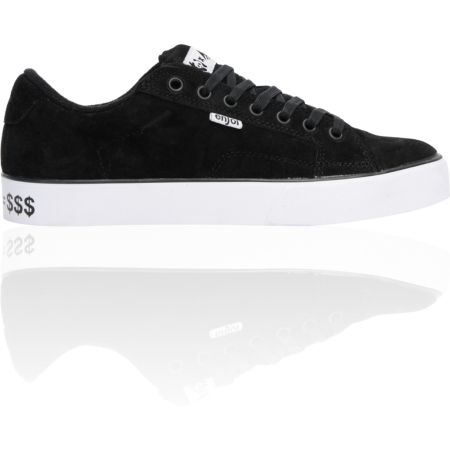 Emerica x Enjoi HSU 2 Low Black Skate Shoe