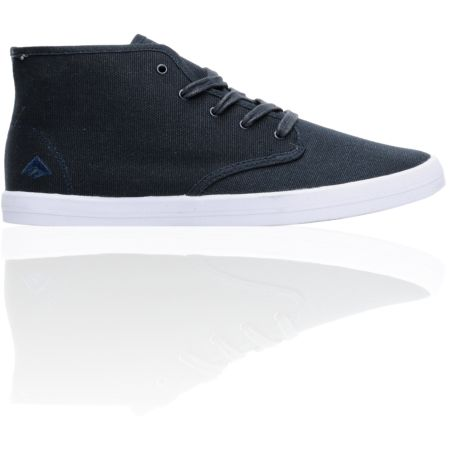 Emerica Wino Mid Dark Navy Shoe