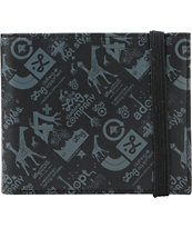 LRG CC Paid In Full Black Bifold Wallet