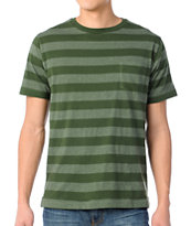Matix MJ Dover Green Knit Tee Shirt