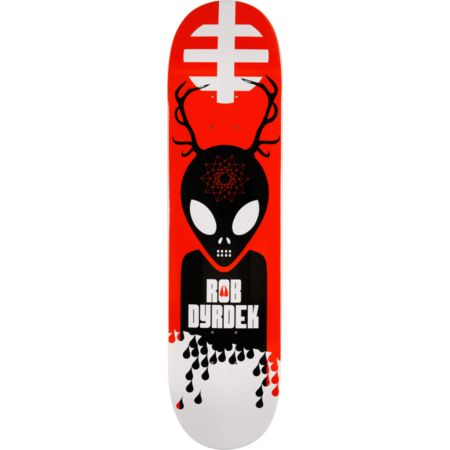 Alien Workshop Antlers Dyrdek 7.9 Skateboard Deck