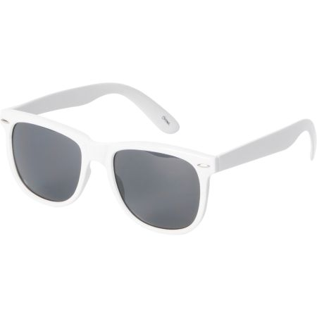 Jack Martin Frisky Business White Sunglasses