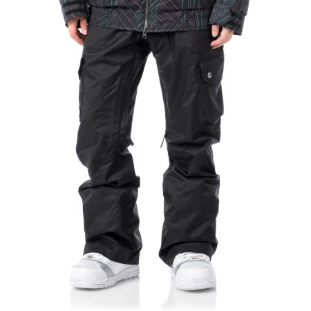 Burton Lucky 2012 Black 10K Girls Snowboard Pants