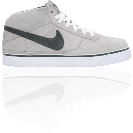 Nike 6.0 Mavrk Mid 2 Grey, Anthracite & White Shoe
