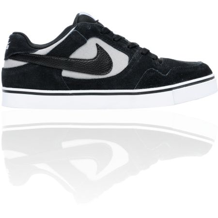 Nike SB P-Rod 2.5 Black & Grey Suede Skate Shoe