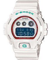 G-Shock DW6900SN-7 White Watch