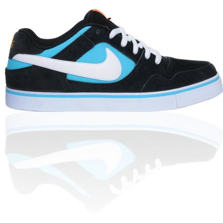 Nike SB P-Rod 2.5 Black & Blue Skate Shoe