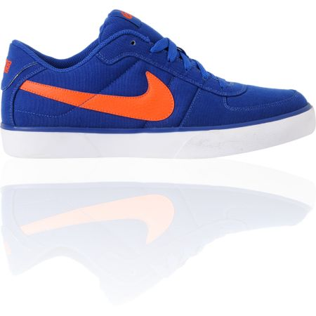 Nike 6.0 Mavrk Deep Royal Blue & Team Orange Skate Shoe