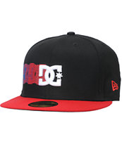 DC Empire Fade New Era Fitted Hat