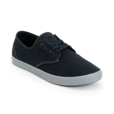 Emerica Wino Fusion Navy & Grey Chillseeker Shoe