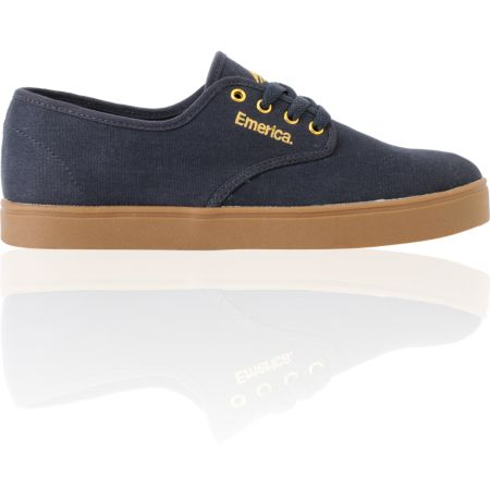 Emerica Laced Navy Gum Skate Shoe
